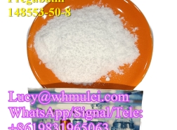Pregabalin Powder CAS 148553-50-8 Antiepileptic and Anticonvulsant Pregabalin China Raw Material